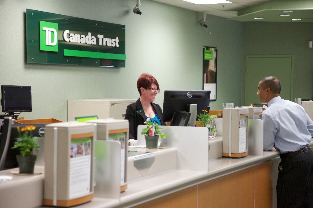 TD Canada Trust - Uptown New West