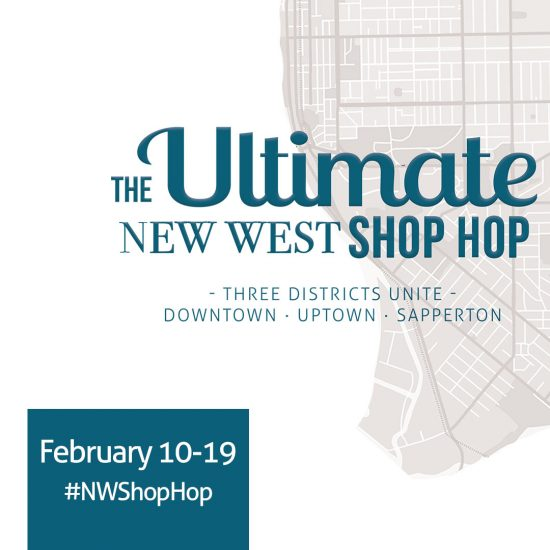The Ultimate New West Shop Hop