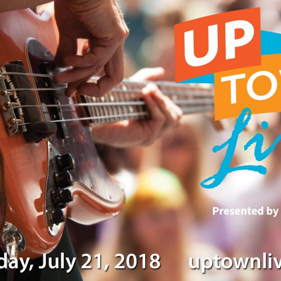 TD Returns as Presenting Sponsor of Uptown Live