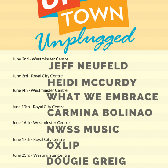 Uptown Unplugged brings the music back to Uptown New West!