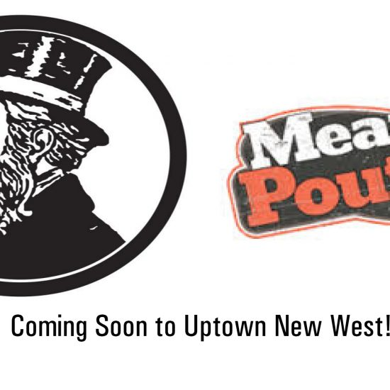 Uptown is getting some new faces!