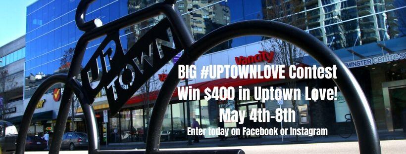 Big Uptown Love header