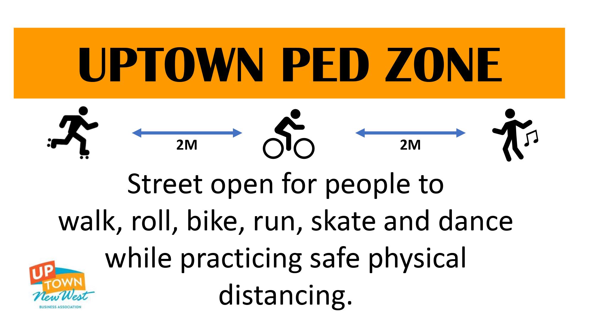 Uptown Ped Zone